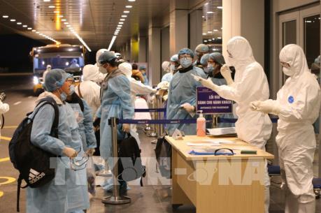 Các chuyến bay từ vùng dịch của Hàn Quốc sẽ hạ cánh tại 3 sân bay của Việt Nam