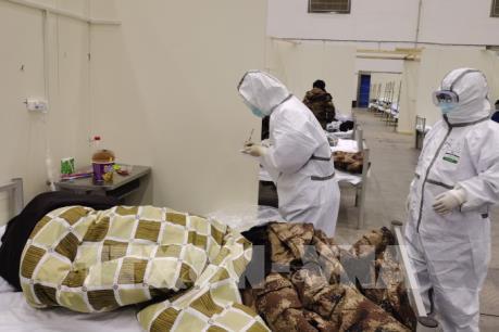 Dịch do virus corona: Trung Quốc ghi nhận số ca nhiễm mới liên tục giảm