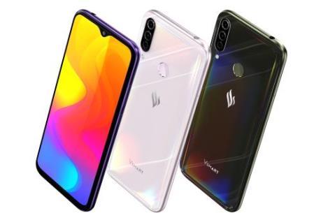Vingroup ra mắt mẫu điện thoại thông minh Vsmart Joy 3