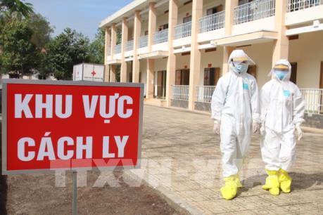 Bệnh viện dã chiến 300 giường tại Tp Hồ Chí Minh chính thức hoạt động