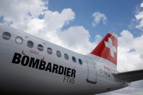 """Tập đoàn Bombardier của Canada vật lộn trong """"núi nợ"""""""