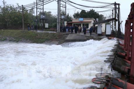 Tổng cục Thủy lợi: Hoàn thành kế hoạch lấy nước cho vụ Đông Xuân