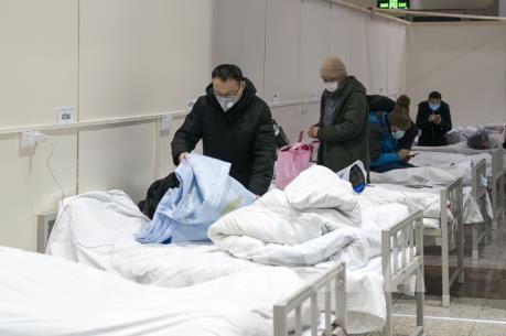 Dịch do virus corona: Tỷ lệ khỏi bệnh tại Trung Quốc tăng đáng kể