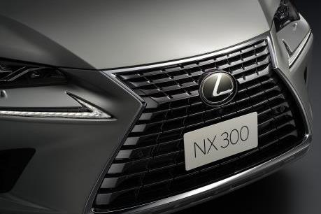 Lexus NX30 phiên bản 2020 về Việt Nam có giá bán 2,560 tỷ đồng