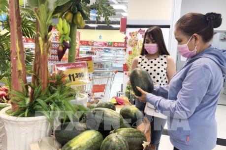 """Người dân Tp. Hồ Chí Minh vào cuộc """"giải cứu"""" nông sản"""