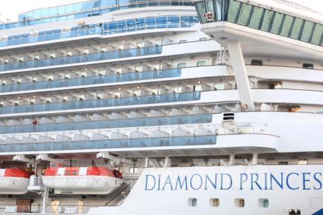 Tình hình sức khỏe nhân viên phục vụ đoàn khách tàu Diamond Princess cập Cảng Chân Mây