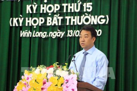 Thủ tướng phê chuẩn kết quả bầu Chủ tịch UBND tỉnh Vĩnh Long