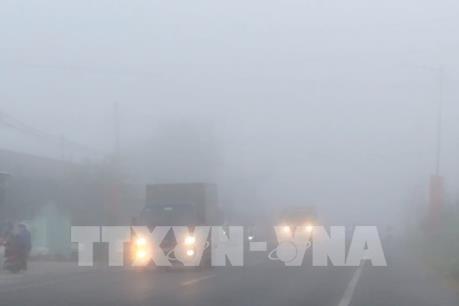 Dự báo thời tiết ngày 12/2: Bắc Bộ sáng có sương mù, Đông Nam Bộ nắng nóng