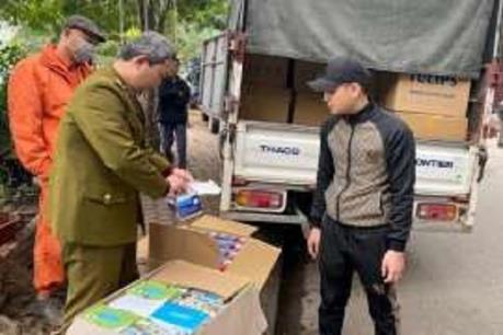 Hà Nội: Ngăn chặn đầu cơ găm hàng khẩu trang bán giá cao