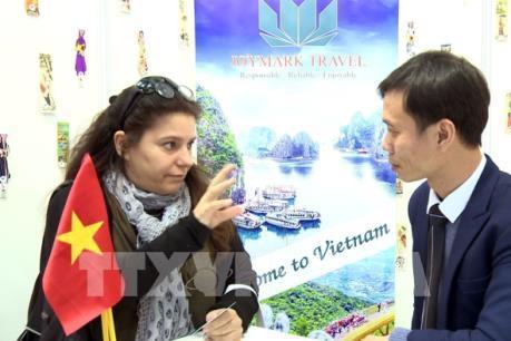 Doanh nghiệp Việt Nam tham dự Hội chợ Du lịch Quốc tế thường niên tại Israel