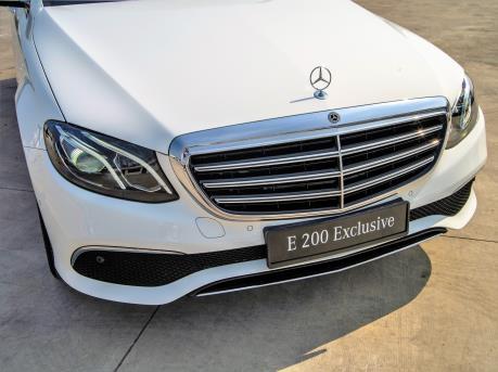 Mercedes-Benz Việt Nam ra mắt E 200 Exclusive 2020 hoàn toàn mới
