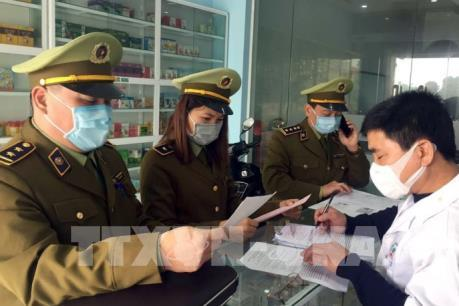 Bắc Giang xử phạt 17 cửa hàng kinh doanh mặt hàng dược, trang thiết bị y tế