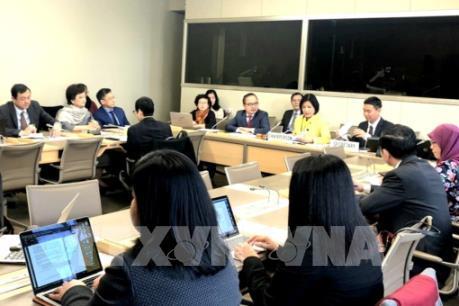 Việt Nam chủ trì Ủy ban điều phối ASEAN tại Thụy Sỹ về công tác của WTO