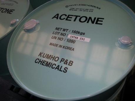 Mỹ áp thuế chống bán phá giá với các sản phẩm acetone Hàn Quốc