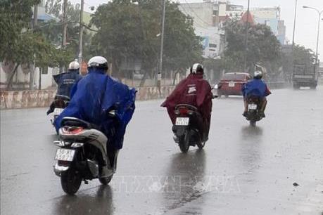 Dự báo thời tiết 10 ngày tới: Nhiều khu vực có mưa