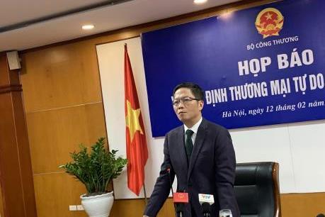 Bộ trưởng Trần Tuấn Anh: EVFTA sẽ có hiệu lực vào tháng 7 tới