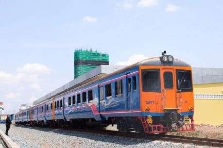 Tuyến đường sắt Campuchia-Thái Lan có thể vận hành trong tháng 3/2020