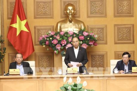 """Thủ tướng Nguyễn Xuân Phúc: Phải chống cả """"virus trì trệ"""""""
