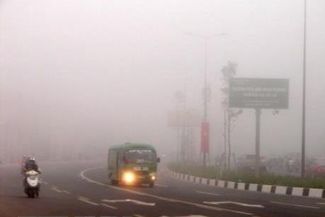Bắc Bộ sáng và đêm có mưa phùn, sương mù, trưa chiều trời nắng