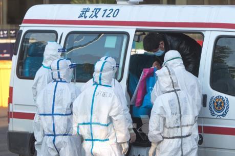 Dịch do virus Corona: Thêm 242 ca tử vong ở tỉnh Hồ Bắc, Trung Quốc