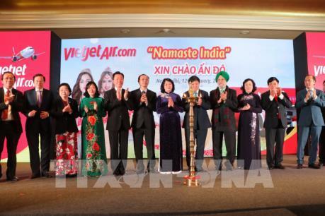Vietjet chính thức ghi dấu mốc quan trọng tại thị trường hàng không Ấn Độ