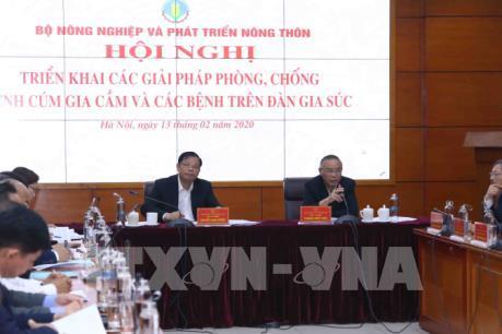 Bộ trưởng Nguyễn Xuân Cường: Phát hiện sớm và xử lý ngay các ổ dịch cúm gia cầm