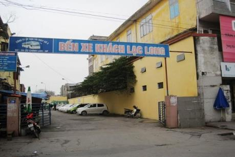 Hải Phòng điều chuyển các tuyến vận tải khách cố định tại bến xe Lạc Long