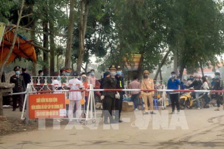 Dịch do virus Corona: Trang bị xe chụp X-quang hiện đại cho Sơn Lôi, Vĩnh Phúc