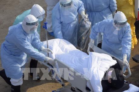Dịch do virus Corona: Thành phố Hoàng Cương (Trung Quốc) phong tỏa các khu dân cư