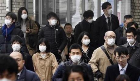 Dịch do virus Corona: Nhật Bản chi 94 triệu USD để chống dịch
