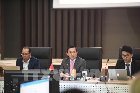 Việt Nam tham dự cuộc họp lần thứ 11 Ủy ban hợp tác chung ASEAN - Hoa Kỳ