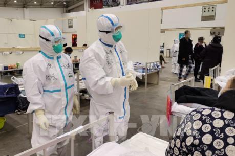 Dịch do virus corona: Số ca tử vong tại Trung Quốc giảm trong ngày 16/2