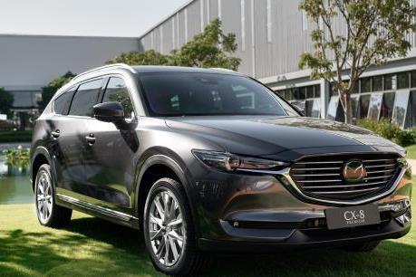 Mazda CX-8 giảm 100 triệu đồng, tăng sức ép lên các đối thủ