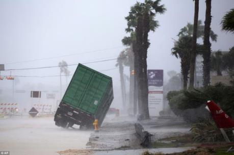 Một bang của Mỹ ban bố tình trạng thiên tai khẩn cấp