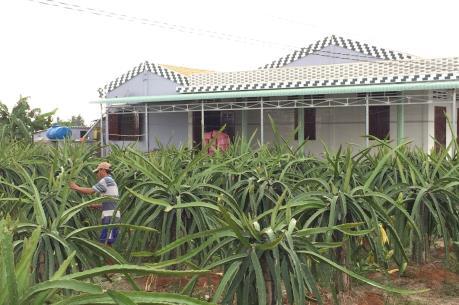 Huyện Châu Thành (Long An) được công nhận đạt chuẩn nông thôn mới