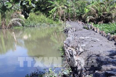 Từ 7-15/3, Đồng bằng sông Cửu Long có thể bị xâm nhập mặn cao nhất từ đầu mùa khô