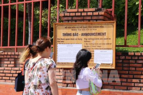 Du lịch Khánh Hòa tìm giải pháp vượt qua tác động của dịch COVID-19