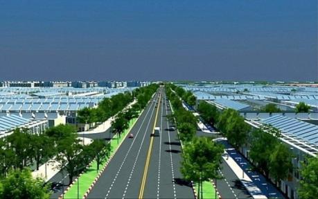 Chủ trương đầu tư Dự án cơ sở hạ tầng Khu công nghiệp Becamex Bình Định