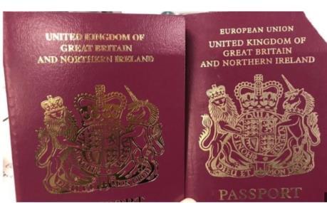 Người Anh vẫn muốn được giữ quốc tịch EU hậu Brexit