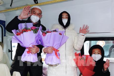 Trung Quốc: Lần đầu số bệnh nhân xuất viện cao hơn số ca nhiễm mới virus Corona