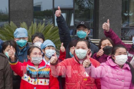 Trung Quốc: Tình hình tại tâm dịch virus Corona được cải thiện