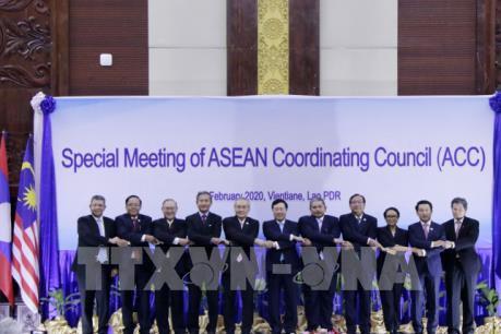 Hội đồng điều phối ASEAN họp đặc biệt về dịch do virus Corona