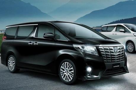 Công ty Toyota Việt Nam triệu hồi 24 xe Alphard