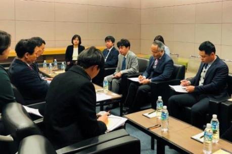 Bàn giải pháp đẩy mạnh xuất khẩu sang Hàn Quốc