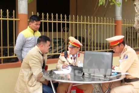 Bộ GTVT yêu cầu cung cấp dịch vụ nộp phạt trực tuyến