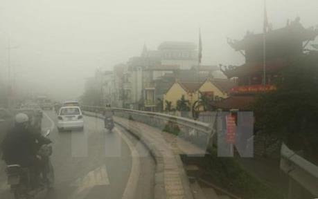 Hai ngày cuối tuần Bắc Bộ sáng có sương mù, Đông Nam Bộ nắng nóng