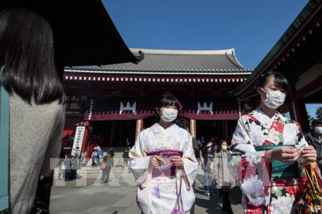 Dịch COVID-19: Nhật Bản thêm 4 trường hợp nhiễm mới không rõ nguồn lây bệnh