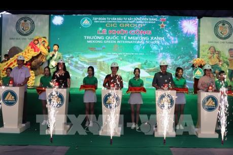 Kiên Giang: Xây dựng Trường Quốc Tế Mekong Xanh