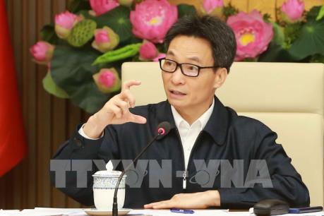 Phó Thủ tướng: Phải đảm bảo môi trường trường học an toàn hơn trụ sở cơ quan nhà nước