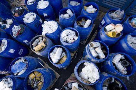Quản lý chặt chẽ chất thải nguy hại góp phần đảm bảo an toàn môi trường